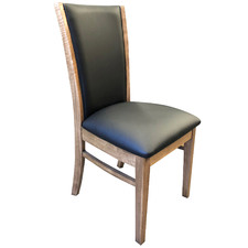 Baxley Faux Leather Dining Chair
