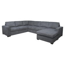 Salamis 6 Seater Modular Sofa with Reversible Chaise