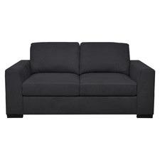 Salamis 2 Seater Linen Sofa Bed