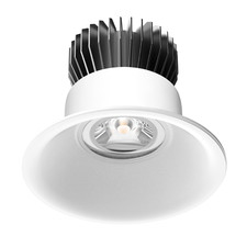 Brightgreen D700+ LED Recessed Downlight in Cool White
