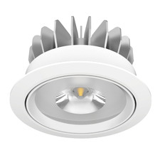 Classic Brightgreen D900 LED Recessed Downlight in Warm White