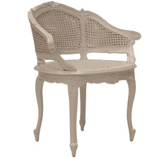 French Provincial Marcella Bergere Chair