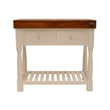 French Provincial Butchers Block