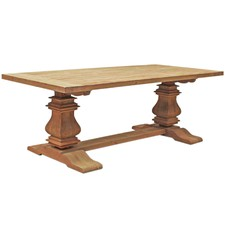 Chester Reclaimed Pine Dining Table