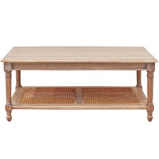 Toulouse Wood Coffee Table