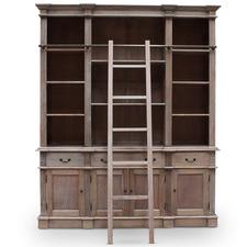 French Provincial Estate Bookcase