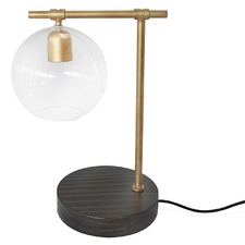 Gold Adelphi Table Lamp