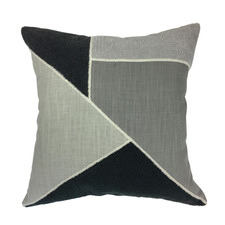 Grey Pelham Cotton Cushion