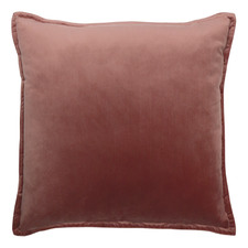 Mira Square Velvet Cushion