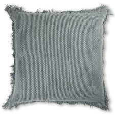 Fringed Berwick Cotton Cushion