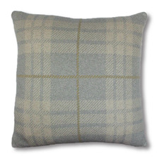 Plaid Benson Cotton Cushion