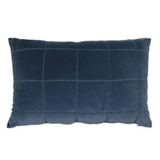 Seattle Velvet Lumbar Breakfast Cushion