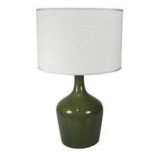 Eucalyptus Ceramic Table Lamp