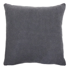 Knitted Parker Cotton Cushion