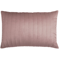 Eton Quilted Velvet Cushion