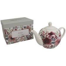 Evelyn New Bone China 1L Teapot