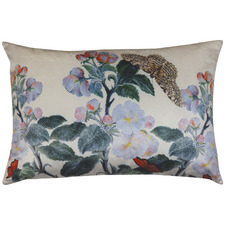 Tivoli Velvet Rectangular Cushion