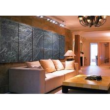 3D Ancient Oriental Wall Art (Set of 6)