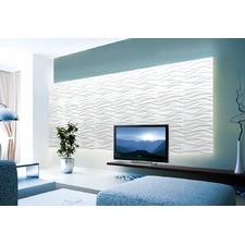 3D-Wave Wall Art (Set of 4)