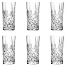 Melodia 360ml Highball Glasses (Set of 6)