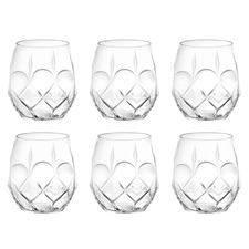 Alkemist 380ml Glass Tumblers (Set of 6)