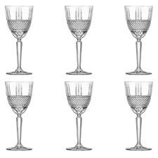 Brillante 230ml White Wine Glasses (Set of 6)