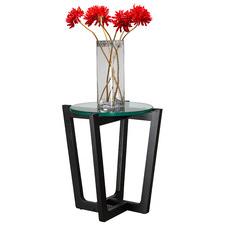 Monterey Black Leg Side Table