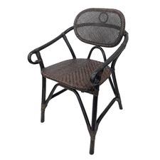 Stefi Rattan Arm Chair