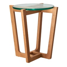 Monterey Natural Leg Side Table
