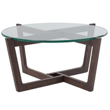 Glass Monterey Coffee Table