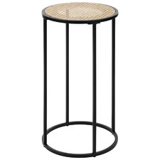 Fusion Rattan Side Table