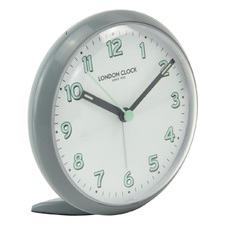 11cm Echo Silent Alarm Clock