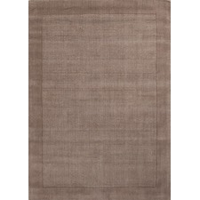 Luxor Wool Latte Contemporary Rug