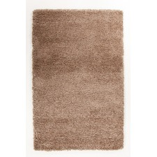 Ultra Thick Latte Shag Rug