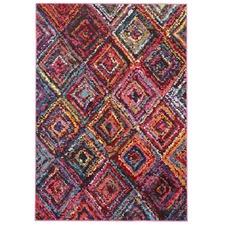 Dawson Modern Multi Coloured Rug