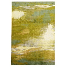 Thibault Monet Abstract Rug