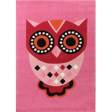 Gorgeous Owl Kids Rug