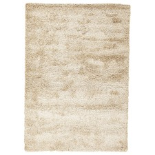 Cosmo Light Beige Shag Rug