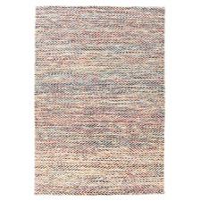 Vali 100% Pure Wool Scandinavian Style Flatweave Rug