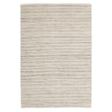 Freya 100% Pure Wool Scandinavian Style Flatweave Rug