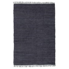 Flight Jasmine Hand Braided Navy Rug