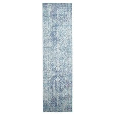 Blue Art Moderne Cezanne Runner