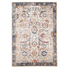 Ivory Art Moderne D'Or Rug