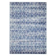 Blue Art Moderne Palais Rug