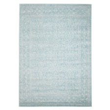 Blue Art Moderne Belle Rug