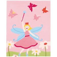 Pink Princess Designer Rug