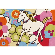 Joy Pastal Unicorn Multi Rug