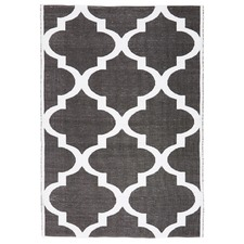 Susie Recycled Black Rug