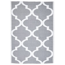 Oliver Recycled Grey Rug