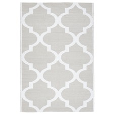 Unz Recycled Taupe Rug